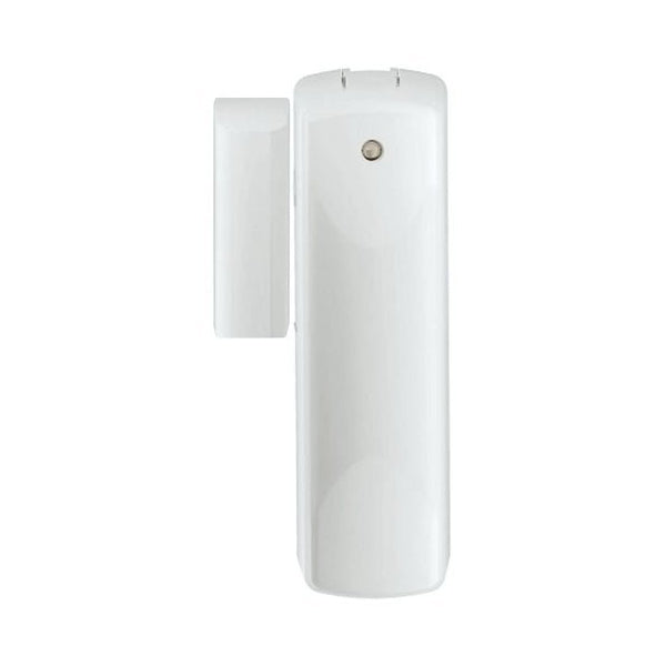 Ecolink Z-Wave Plus Door Window Sensor (White and Brown Cases) DWZWAVE2.5-ECO Front View