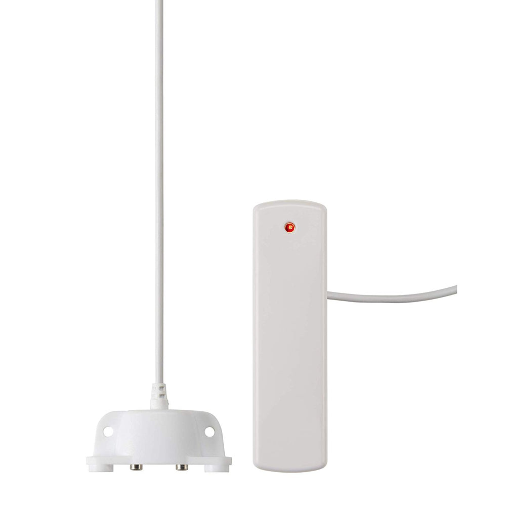 Ecolink Z-Wave Plus Indoor Flood / Freeze Sensor FLF-ZWAVE5-ECO Front View