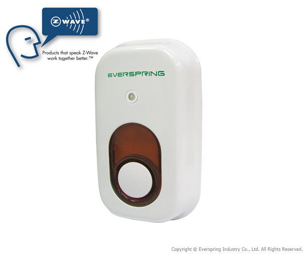 Everspring Wireless Z-Wave Indoor Siren SE812 Large