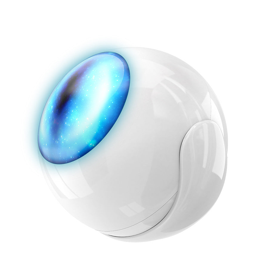 Fibaro Z‑Wave Plus Motion Sensor FGMS‑001 profile view