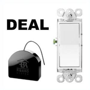 Fibaro Z-Wave Plus Smart Dimmer Kit Thumbnail