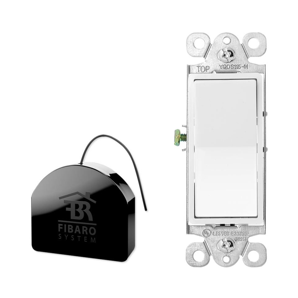 Fibaro Z-Wave Plus Smart Dimmer Kit
