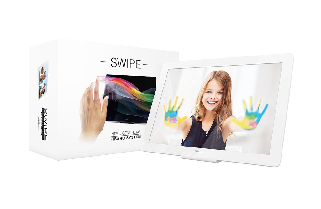 Fibaro Swipe Z-Wave Plus Gesture Controller FGGC-001 Packaging