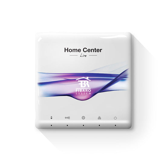 Fibaro Home Center Lite Z-Wave Smart Home Controller FGHCL top view