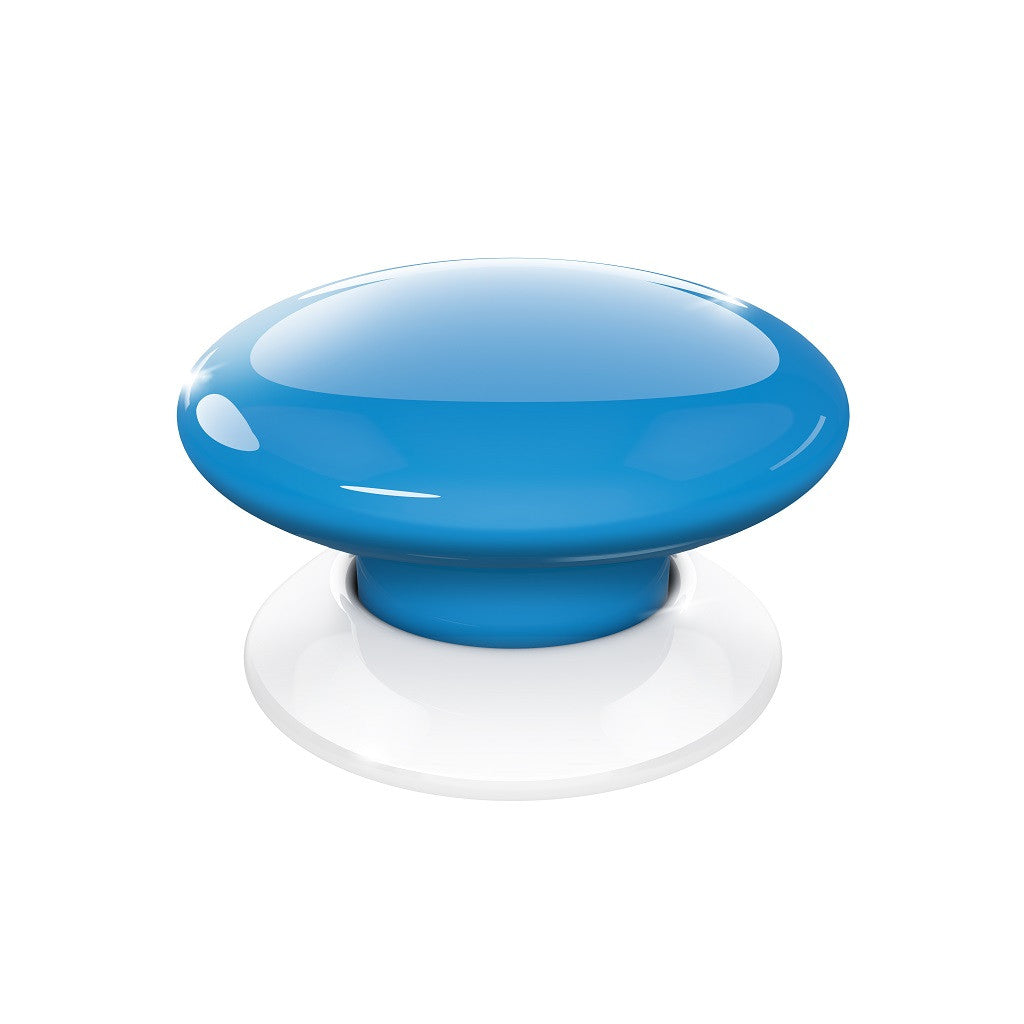 Fibaro Button Z-Wave Plus Scene Controller FGPB-101-6 Blue