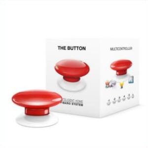 Fibaro Button Z-Wave Plus Scene Controller FGPB-101 Thumbnail