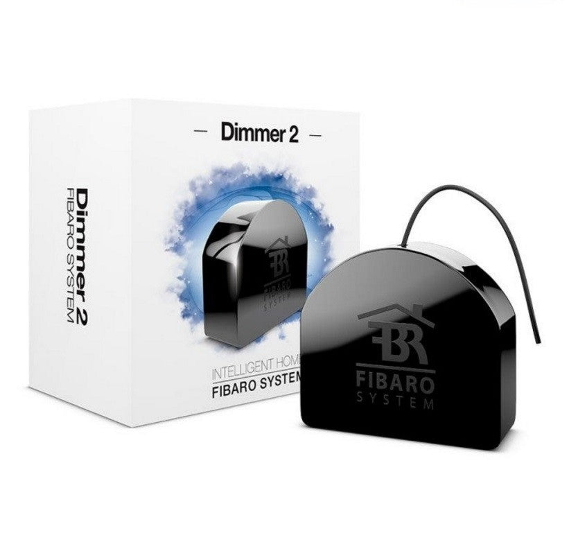 Fibaro Z-Wave Plus Dimmer 2 FGD-212 Packaging