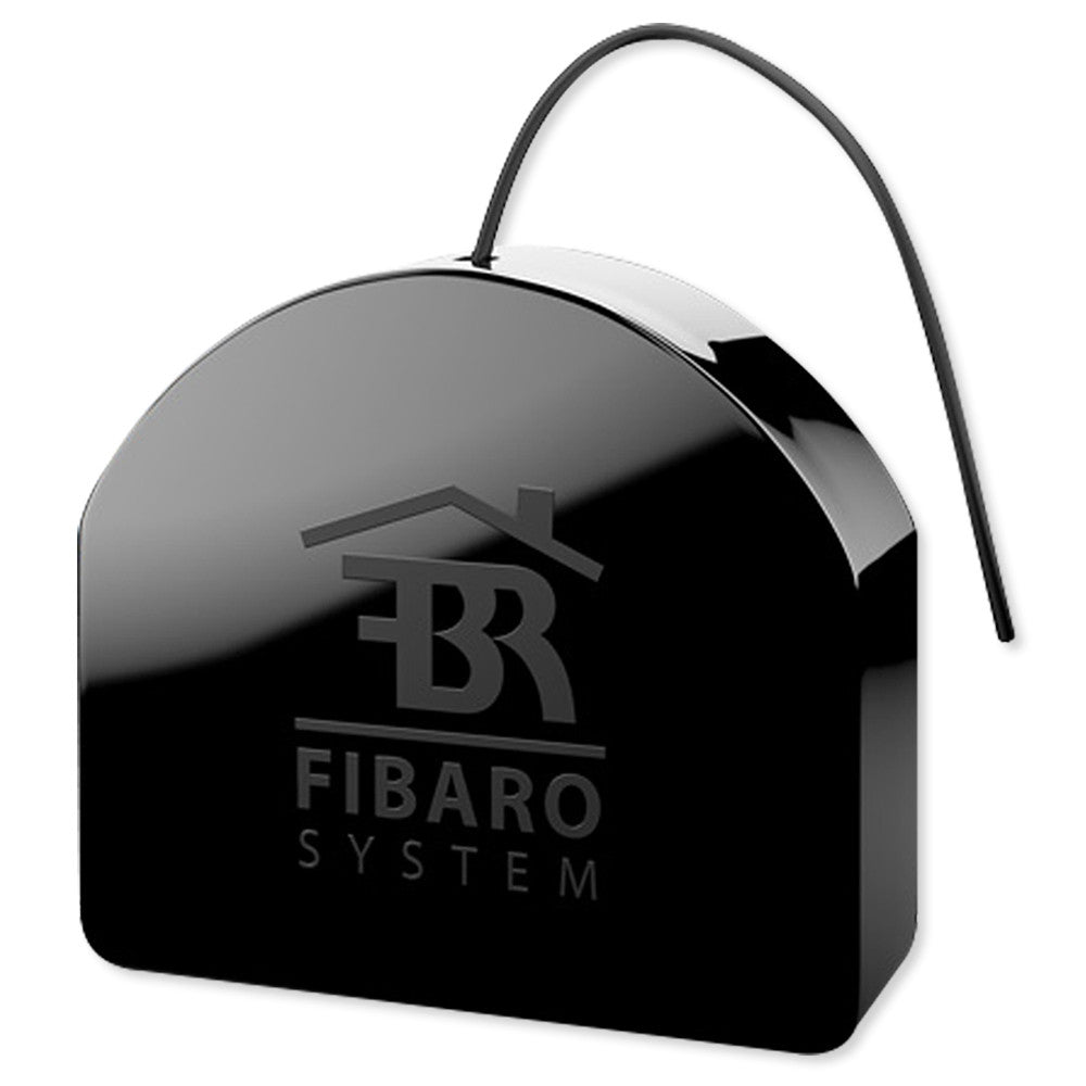 Fibaro Z-Wave Plus Dimmer 2 FGD-212 Front View