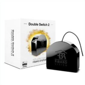 Fibaro Z-Wave Plus Double Switch 2 FGS-223 ZW5 US Thumb