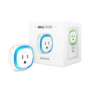 Fibaro Z-Wave Plus Wall Plug FGWPB-111 ZW5 (No USB Port) Thumbnail