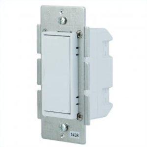 GE 12723 Z-Wave In-Wall Add-On Switch Thumbnail