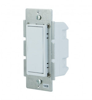 GE 12723 Z-Wave In-Wall Add-On Switch Right