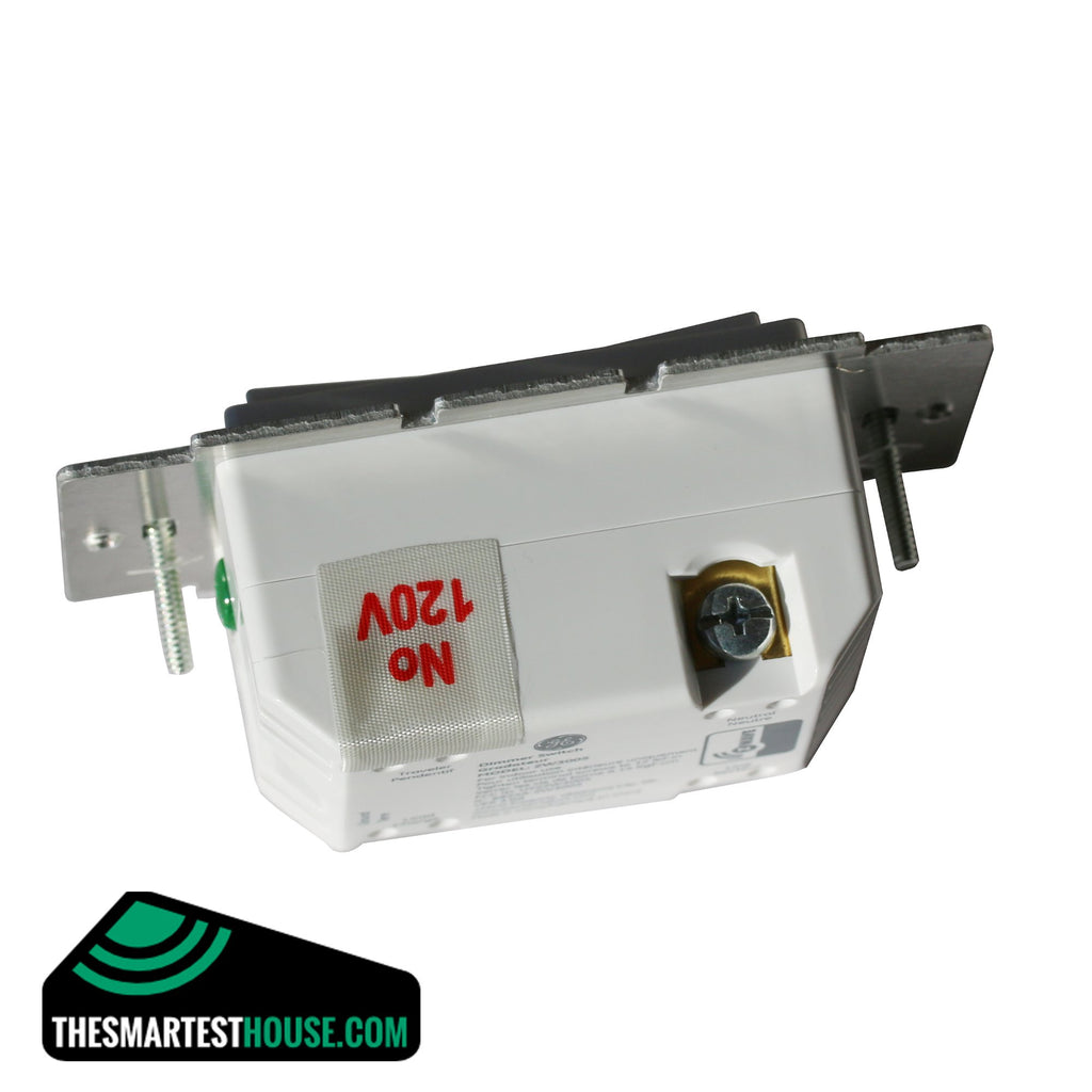 GE 12724 Z-Wave In-Wall Smart Dimmer side product image