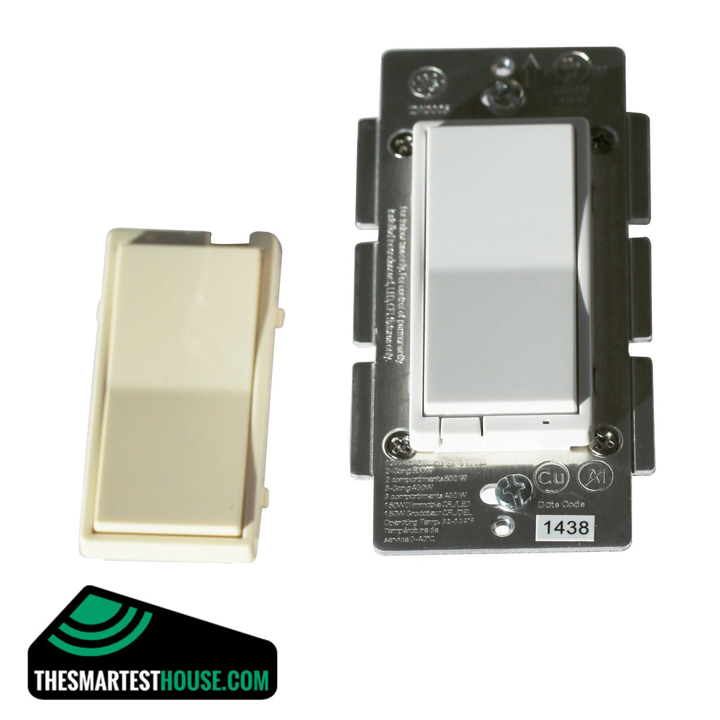 GE 12724 Z-Wave In-Wall Smart Dimmer Thumbnail