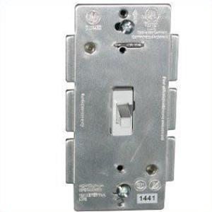 GE 12728 Z-Wave Add-On Toggle Switch Thumbnail