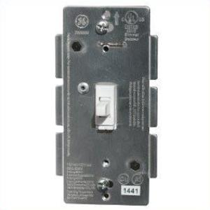 GE 12729 Z-Wave In-Wall Smart Dimmer Thumbnail