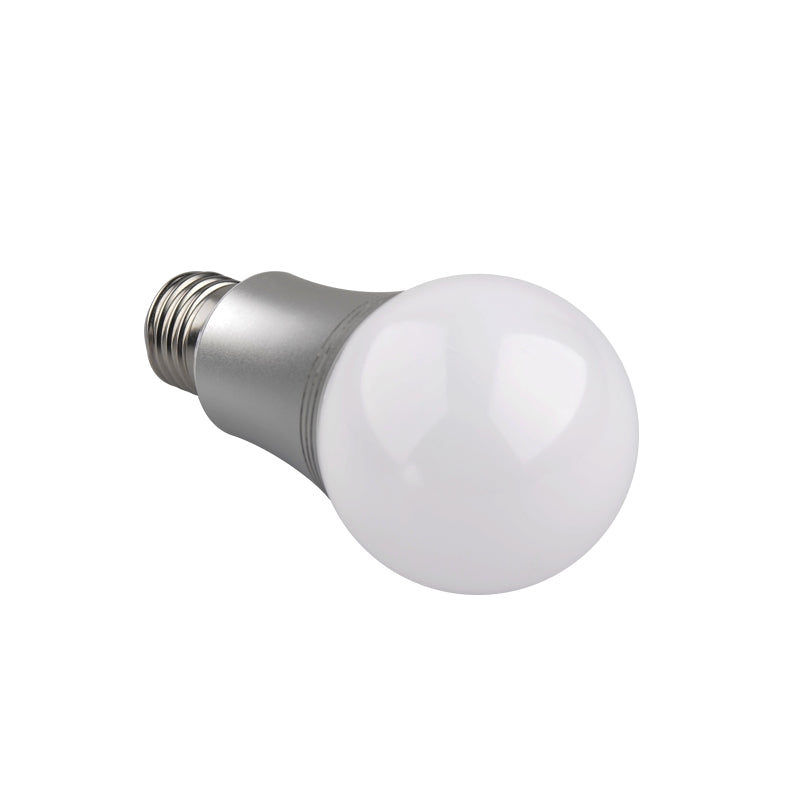 Hank Z-Wave Plus RGBW LED Light Bulb HKZW-RGB01 Front View