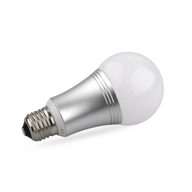 Hank Z-Wave Plus RGBW LED Light Bulb HKZW-RGB01 Side View