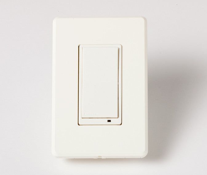 Evolve In-Wall Wireless Add-On Z-Wave Switch LTM-5 - The Smartest House