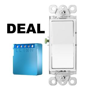 Qubino Z-Wave Plus Mini Dimmer Kit (No Neutral Needed!) Thumbnail