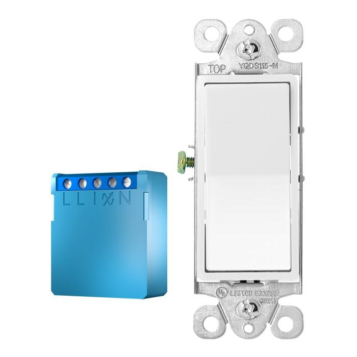 Qubino Z-Wave Plus Mini Dimmer Kit (No Neutral Needed!) Front View