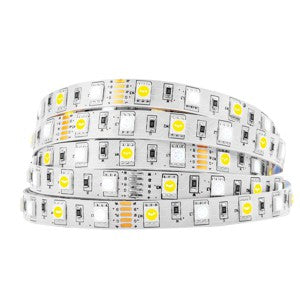 12 V DC IP67 Outdoor RGBW LED Strip, Warm White Thumbnail
