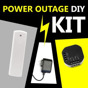 DIY Smart Power Outage Monitoring Kit Thumbnail