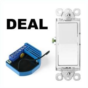 Qubino Z-Wave Plus Smart Dimmer Kit Thumbnail