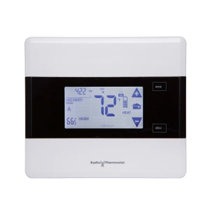 Radio Thermostat Z-Wave Communicating Touch Screen Thermostat CT101 Thumbnail
