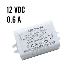 12 VDC 0.6 A SELV Power Supply for Qubino 0-10 V Dimmer Thumbnail