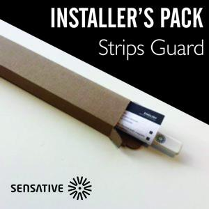 Sensative Z-Wave Plus Strips Guard Invisible Door Window Sensor Installer's Pack Thumbnail