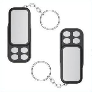 Save with Aeotec by Aeon Labs Z-Wave Plus Key Fob Remote Control Gen5 ZW088 - 2 Pack