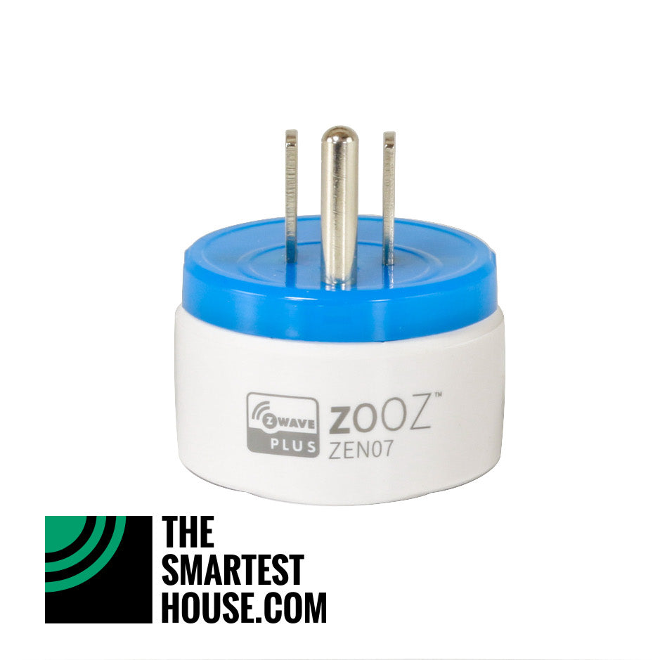 Zooz Z-Wave Plus Mini Plug ZEN07