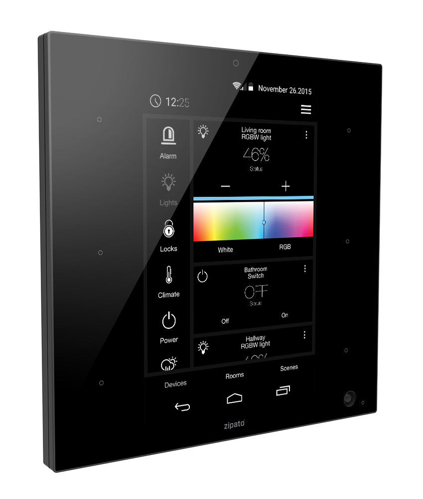 Home Automation Controller Reviews zipato zipatile z-wave plus home automation controller zt.zwus
