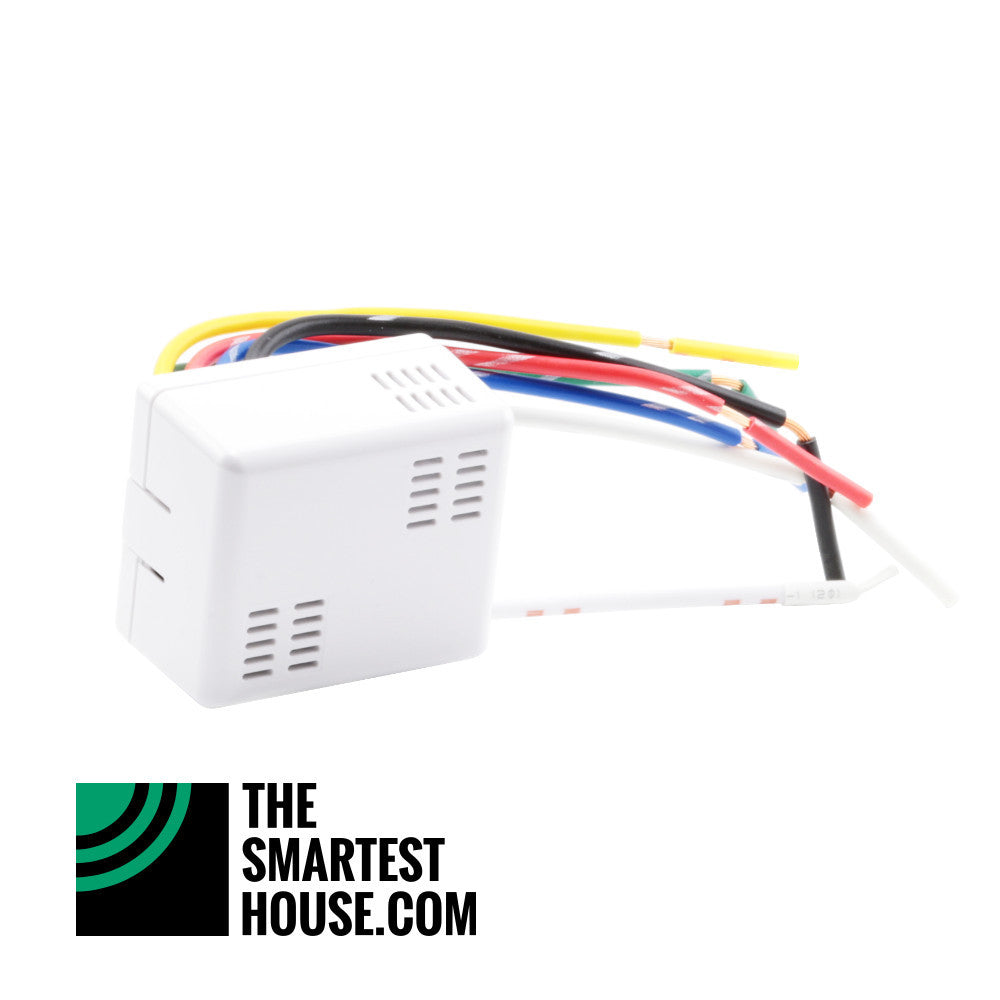 Vision Single Relay Module Switch Zl7431 Us The Smartest House Power Zl 7431 Profile