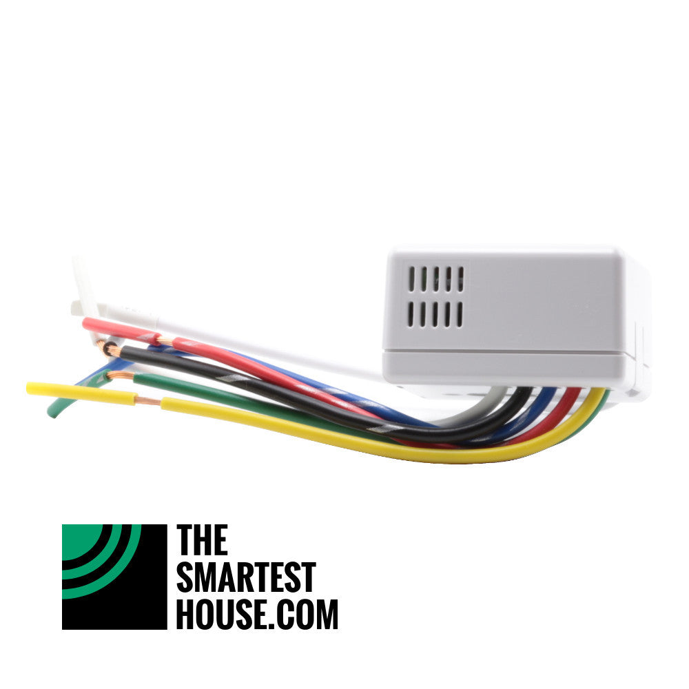 Vision Single Relay Module Switch Zl7431 Us The Smartest House Wiring Through Zl 7431 Side