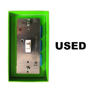 Zooz Z-Wave Plus On / Off Toggle Switch ZEN23 USED: Final Sale Thumbnail