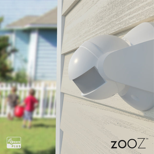 Zooz Z-Wave Plus S2 Outdoor Motion Sensor ZSE29 (Battery or USB Power)