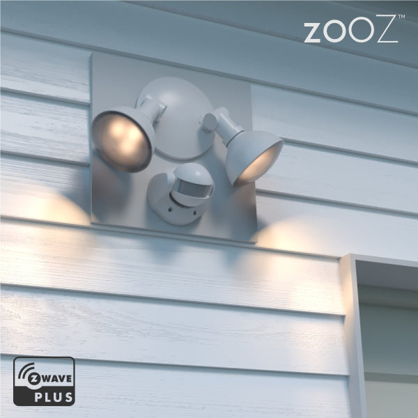 Zooz Z-Wave Plus S2 Outdoor Motion Sensor ZSE29 VER. 2.0 (Battery or USB Power)