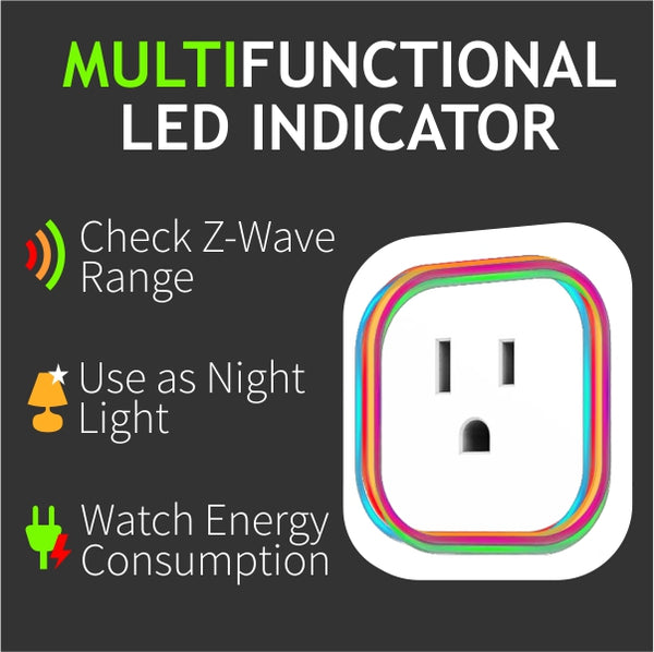 Zooz Z Wave Plus Smart Plug Zen06 The Smartest House