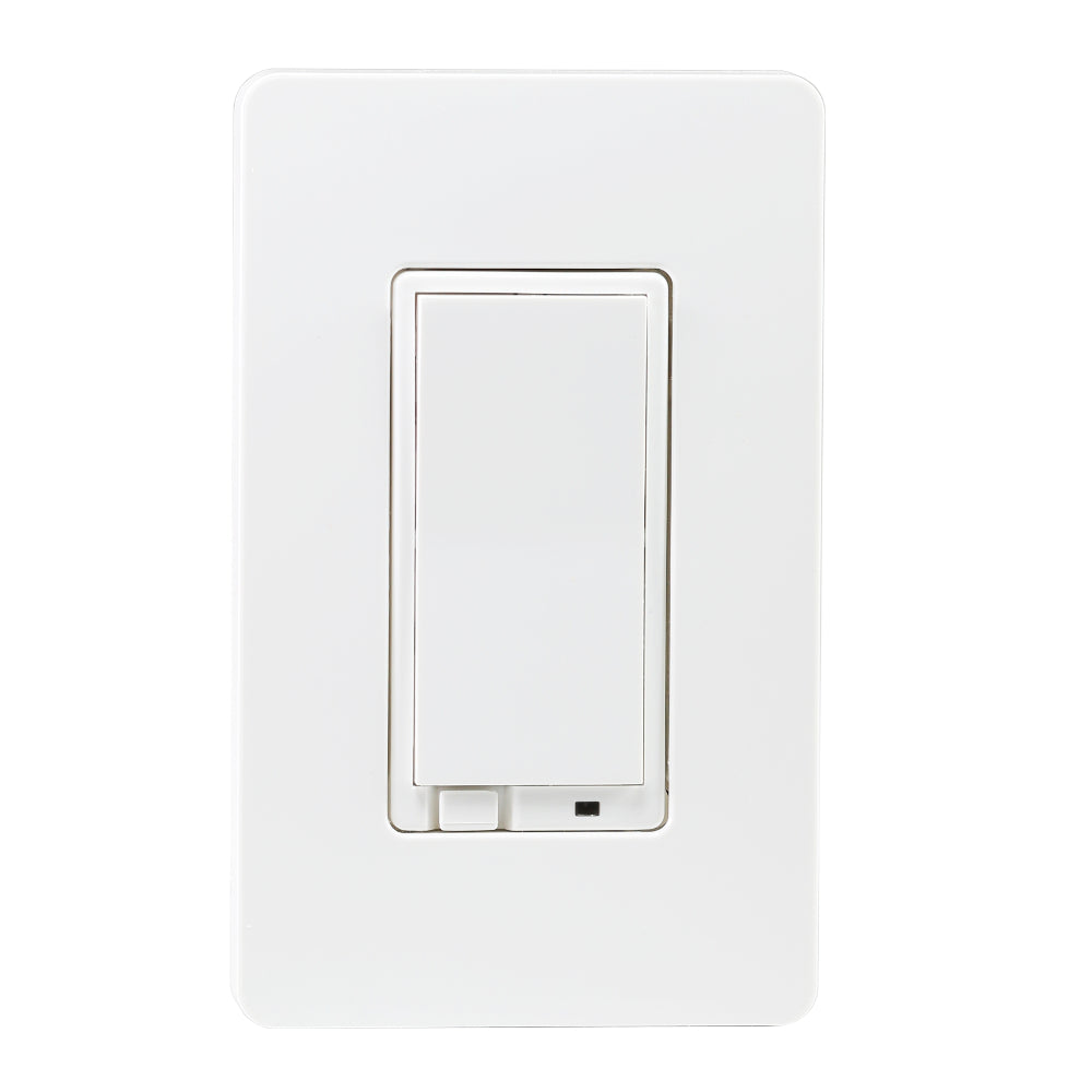 Zooz Z-Wave Plus Dimmer Light Switch ZEN22 front view