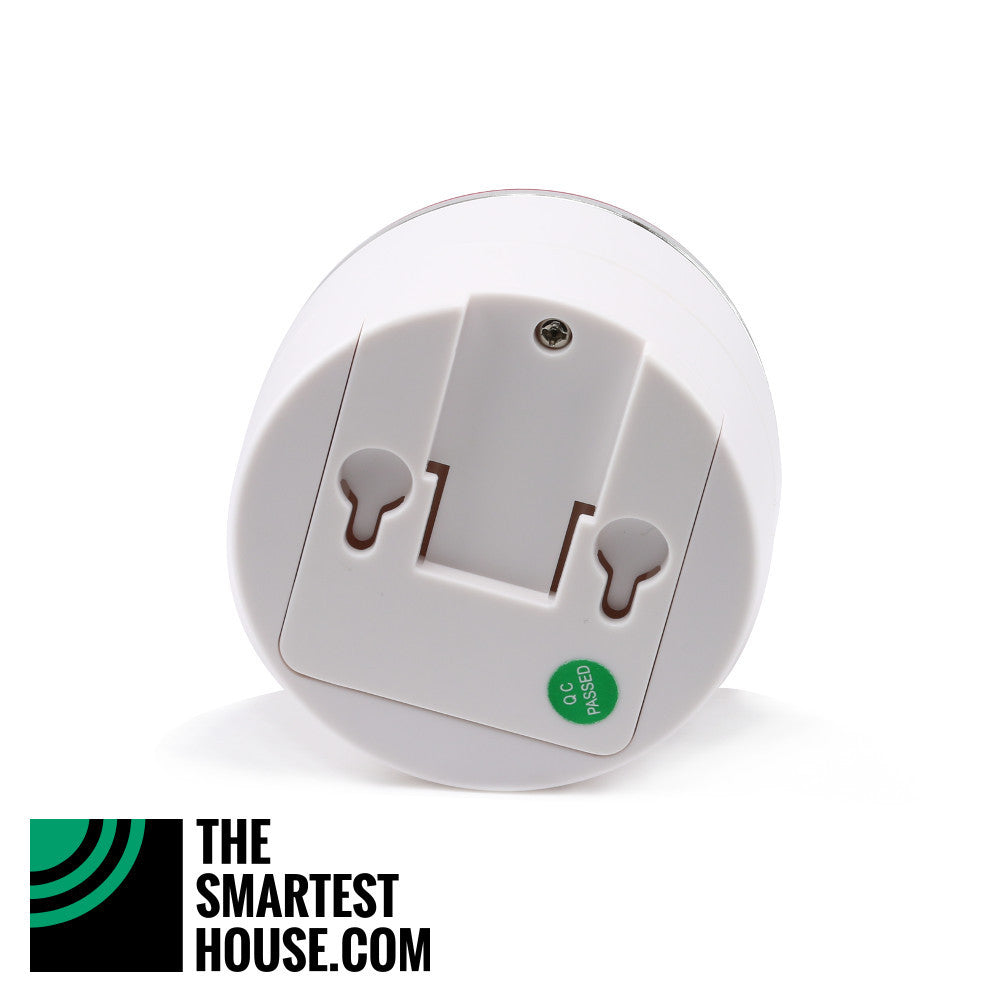 Zooz Z Wave Plus Indoor Siren Zse01 The Smartest House