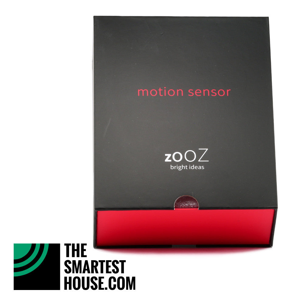 Zooz ZSE02 Z-Wave Motion Sensor Box Bottom