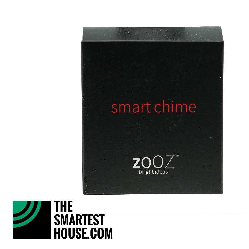 Zooz Z-Wave Plus Smart Chime with Alarm Siren ZSE33 Packaging View