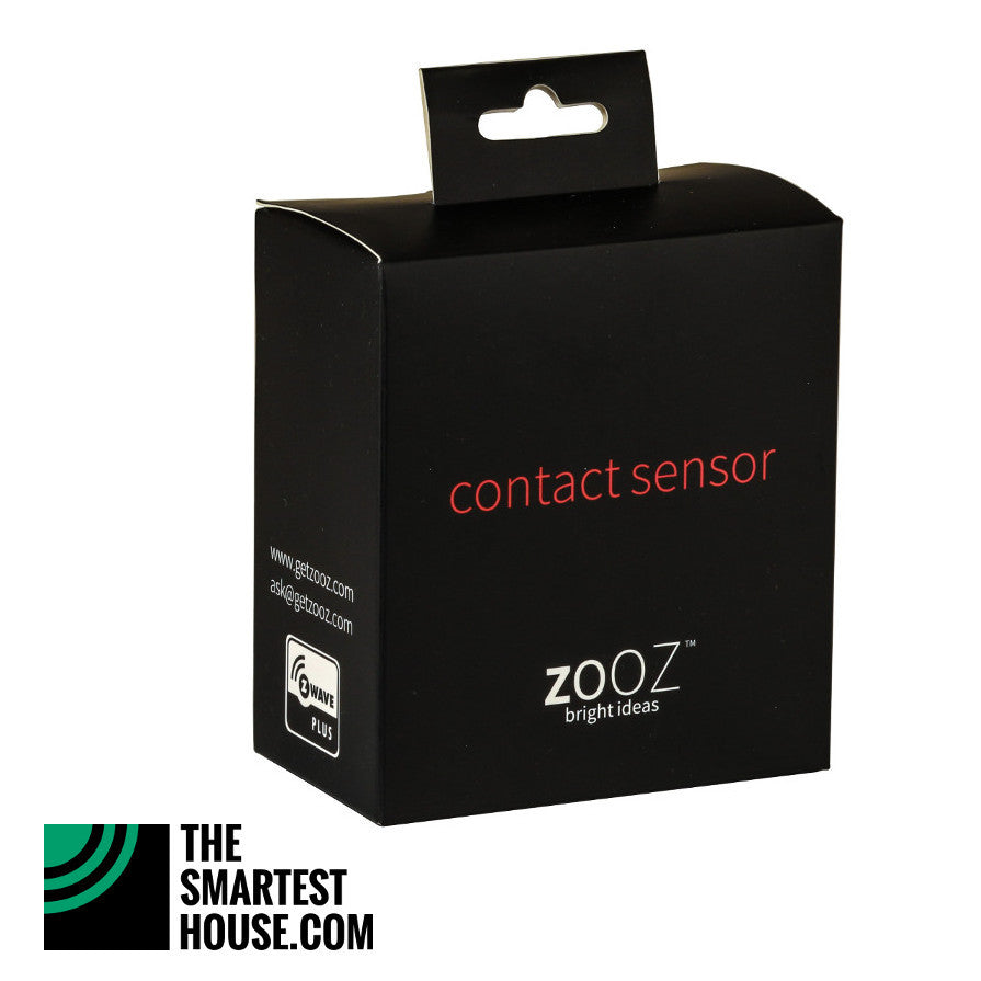 Zooz Z-Wave Plus Door Window Contact Sensor ZSE08 Packaging
