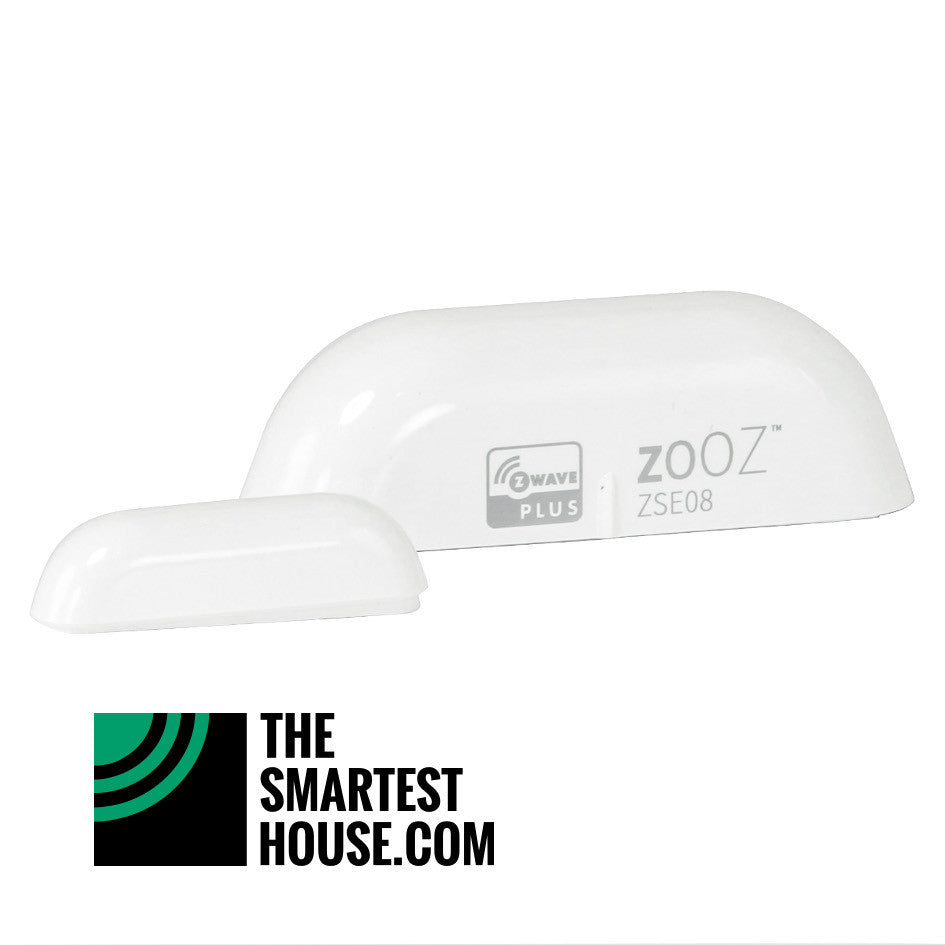 Zooz Z-Wave Plus Door Window Contact Sensor ZSE08 Profile