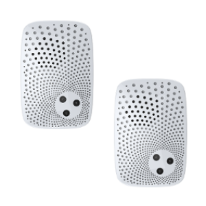 Aeotec Gen5 Z-Wave PLUS Indoor Siren ZW080A17 - 2 Pack Thumbnail