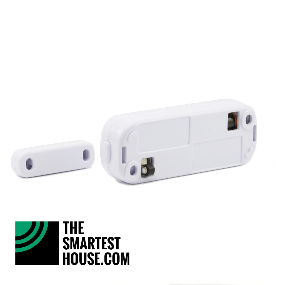 Aeotec by Aeon Labs Z-Wave Plus Door Window Sensor Gen5 ZW120 - 2 Pack back view