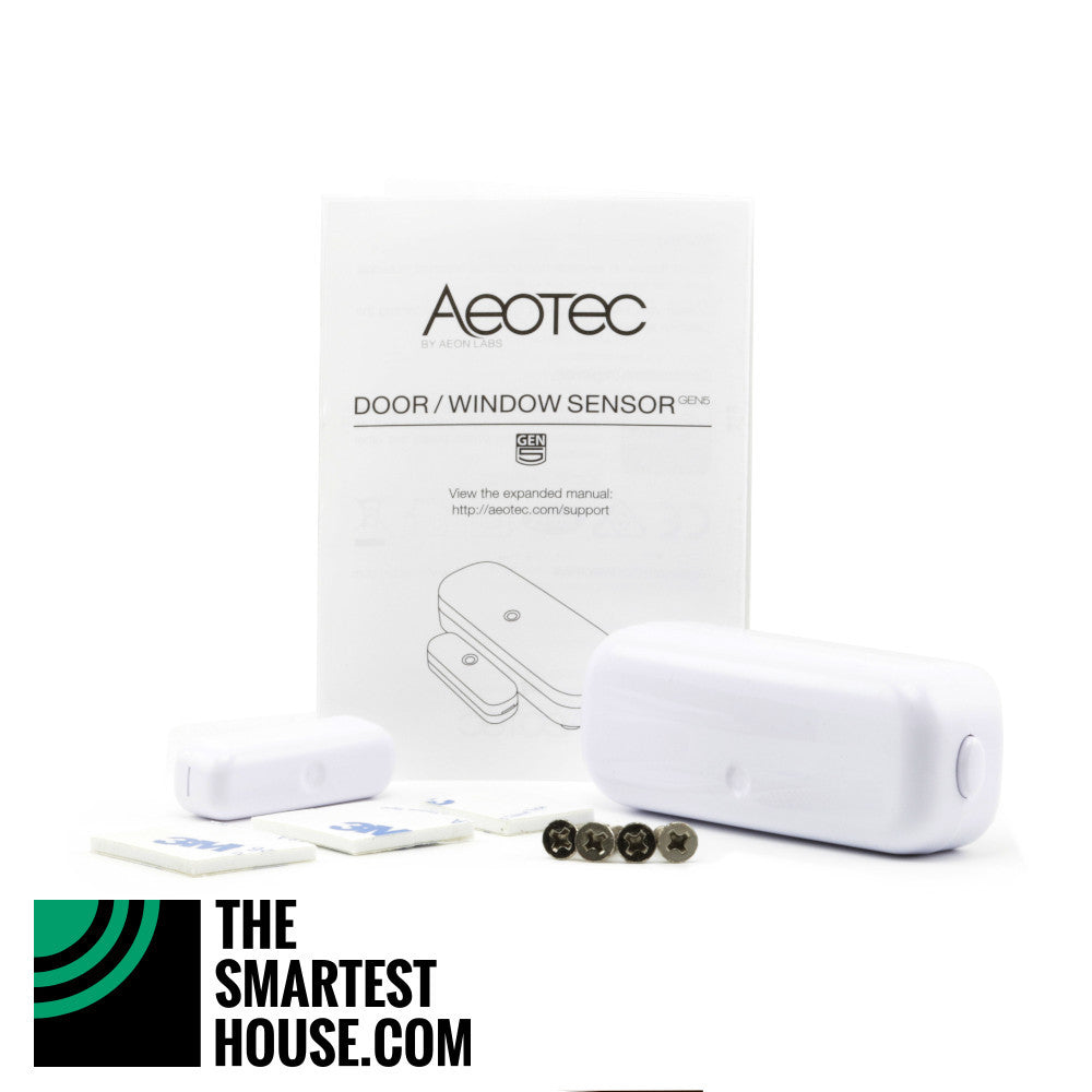 Aeotec by Aeon Labs Z-Wave Plus Door Window Sensor Gen5 ZW120 accessories