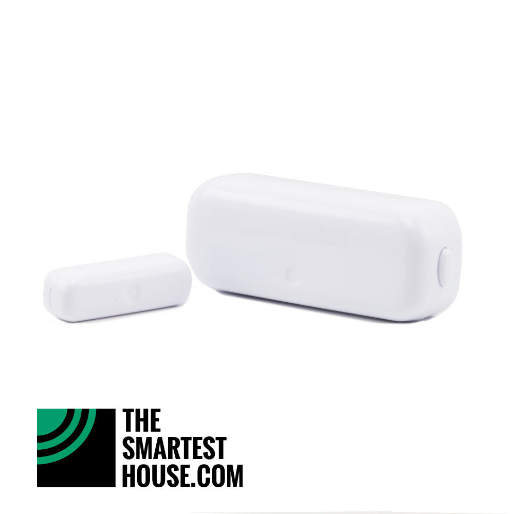Aeotec by Aeon Labs Z-Wave Plus Door Window Sensor Gen5 ZW120 - 2 Pack front